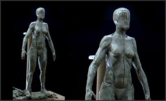 Corpo Feminino - Por fim, iremos estudar o corpo humano com foco no feminino.