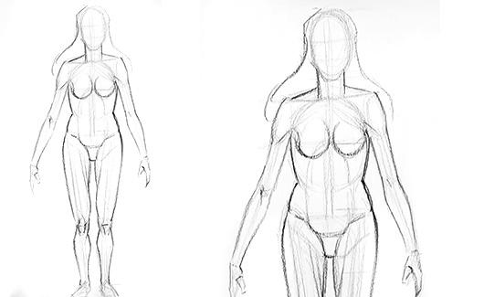 Corpo Feminino - Iremos estudar o corpo humano com foco no feminino.