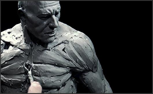 Blocagem do corpo - Nessa etapa você irá aprender a fazer a blocagem completa do corpo.