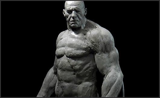 Refinamento do corpo - Vamos finalizar mostrando como refinar a estrutura e anatomia do corpo.